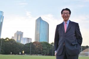 にぎわいクリエイト株式会社 代表取締役 木谷 和夫 氏