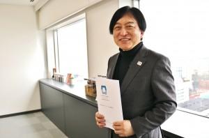 株式会社 フォルム 代表取締役社長 松本 有 氏