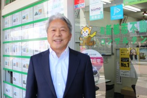 有限会社 新都市不動産コンサルタント 代表取締役 池田 銀藏 氏