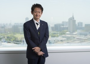 DS ヘルスケアグループ 代表・CEO・歯学博士 寒竹 郁夫 氏